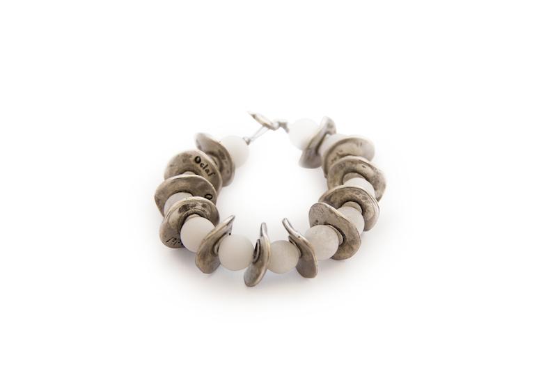 Alabaster bracelet