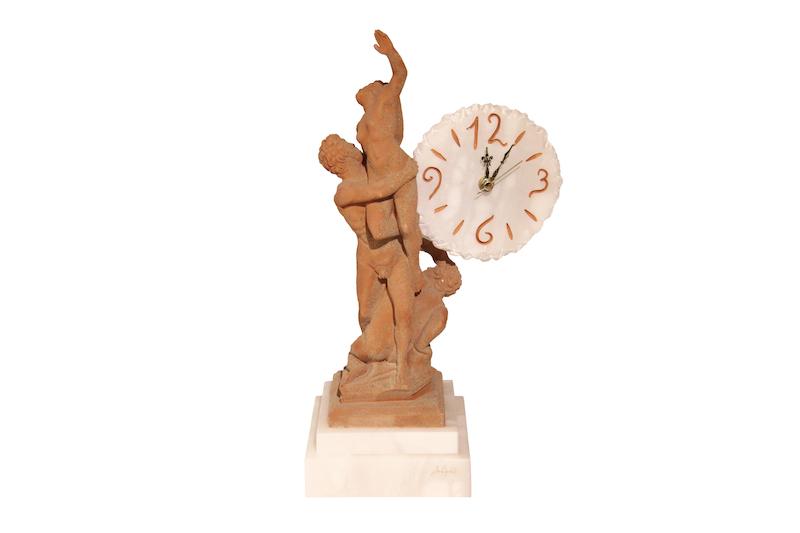 Orologio ratto delle sabine
