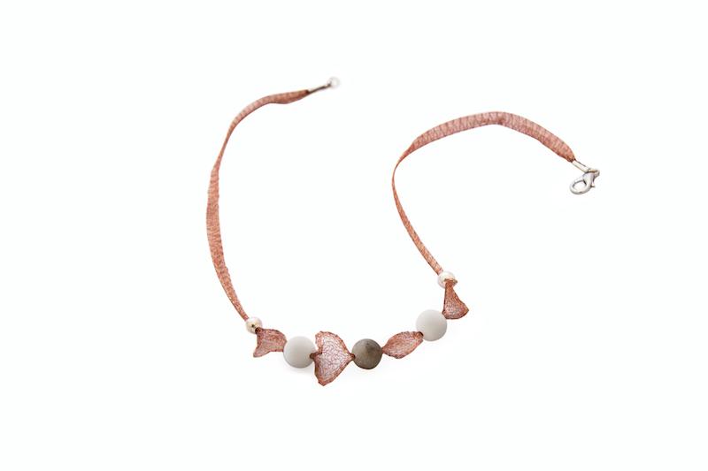 Cu necklace