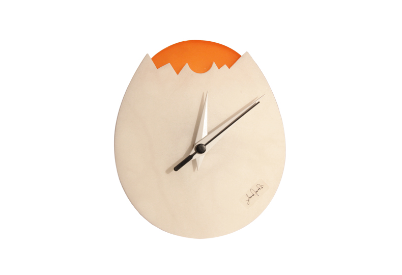 Orologio da tavola a uovo