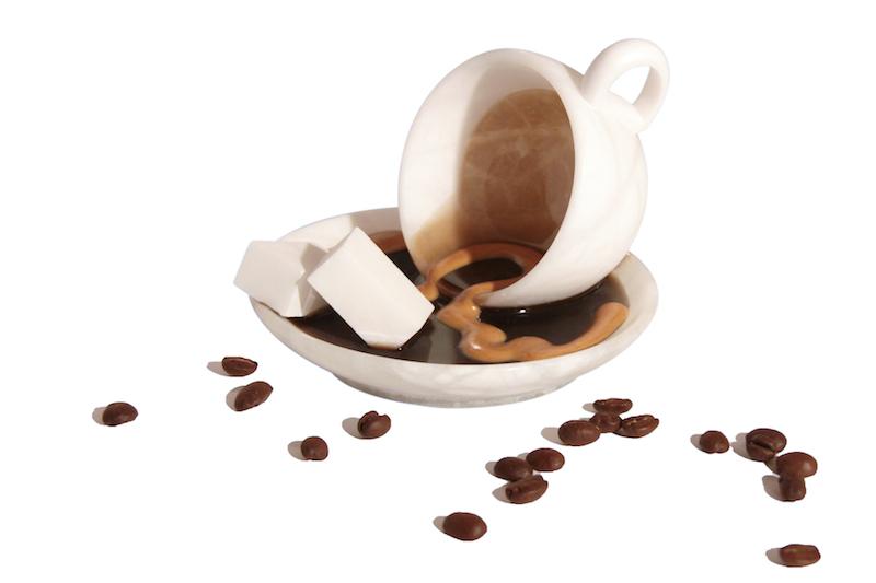 Caffe rovesciato con schiuma_01